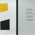 Farbe der Sprache - Sprache der Farbe