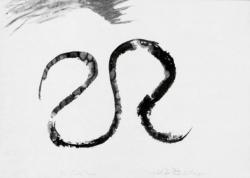 """aus der Mappe """"15 Serigrafien nach Originalzeichnungen"""""""
