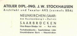 Stockhausen, Josef Wilhelm
