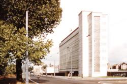 Saarbrücken, Bezirk Mitte (Alt-Saarbrücken), L'Ambassade de France