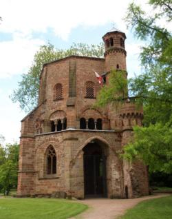 Mettlach, Alter Turm