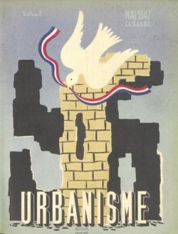 Aspekte: Die französischen Urbanisten an der Saar 1945 bis 1947