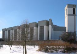 Eppelborn (Wiesbach), katholische Pfarrkirche St. Augustinus