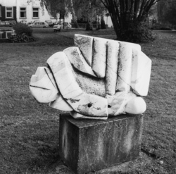 Homburg, Gross-Mario, Skulptur