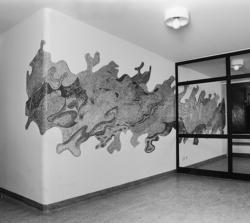 Homburg, Gross-Mario, Wandgestaltung