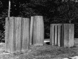 Homburg, Kornbrust, Skulpturengruppe