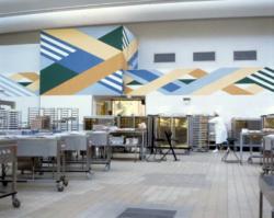 Homburg, Binger, Wandgestaltung