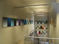 Homburg, Gern, Wandgestaltung