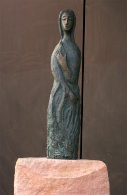 Homburg, Reding, Bronzestatue