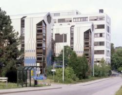 Homburg, Schmitz, Fassadengestaltung
