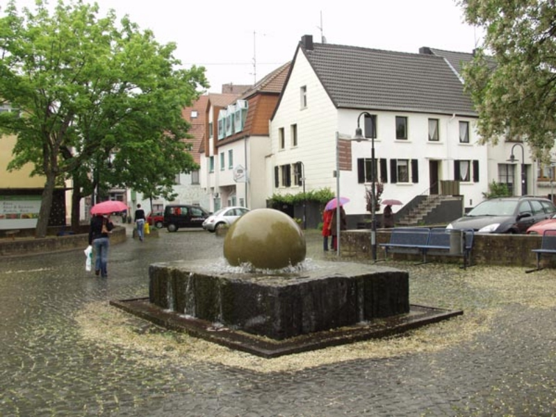 St. Wendel, Oliberius, Skulptur
