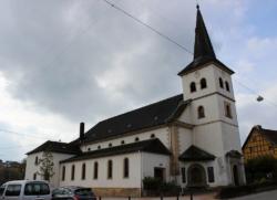 Marpingen-Alsweiler,  Katholische Pfarrkirche St. Mauritius