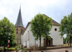 Blieskastel-Altheim, Pfarrkirche St. Andreas