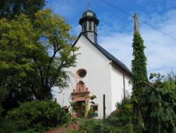 Tholey-Bergweiler, Blasiuskapelle