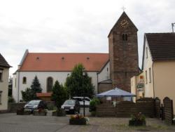 Blieskastel-Blickweiler  Pfarrkirche St. Barbara