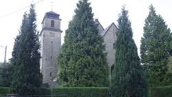 Perl-Borg, Pfarrkirche St. Johannes der Täufer