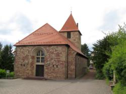 Mandelbachtal, Heckendalheim  Pfarrkirche St. Joseph