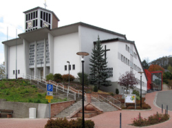 Blieskastel-Lautzkirchen  Pfarrkirche St. Mauritius