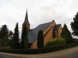 """Püttlingen, Liebfrauenkirche """"Maria aufgenommen in den Himmel"""""""