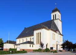 Püttlingen-Ritterstraße,  Pfarrkirche St. Bonifatius