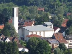St. Ingbert, Pfarrkirche St. Konrad von Parzham