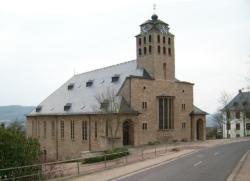 Merzig-Bietzen, Pfarrkirche St. Martin