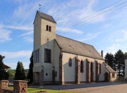 Nohfelden-Sötern, Katholische Pfarrkirche Rosenkranzkönigin