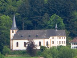 Merzig, St. Gangolf und St. Andreas, ehemalige Klosterkirche (1901-1974)