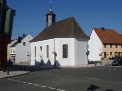 Neunkirchen-Wellesweiler, Alte Stengelkirche, profaniert