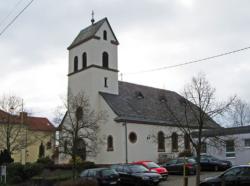 Riegelsberg-Walpershofen, Pfarrkirche