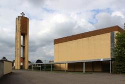 Völklingen-Wehrden, Pfarrkirche St. Hedwig