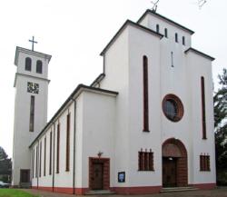 Wadgassen-Schaffhausen  Pfarrkirche Heilige Schutzengel