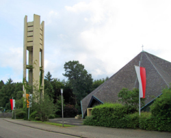 St. Ingbert-Mitte, Pfarrkirche St. Michael