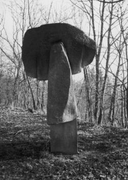 St. Wendel, Schoenholtz, Skulptur