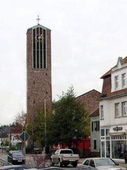 Schmelz-Hüttersdorf, Pfarrkirche Kreuzerhöhung (Exaltatio Crucis)