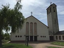 Wadern-Steinberg, Pfarrkirche St. Liborius