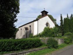 Gersheim-Peppenkum-Utweiler, Filialkirche St. Konrad von Parzham und Mariä Himmelfahrt