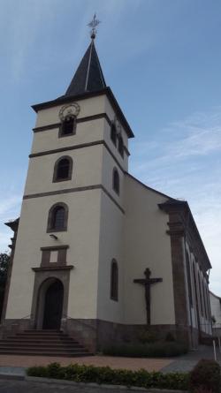 Obertthal-Namborn-Furschweiler, Katholische Pfarrkirche St. Anna