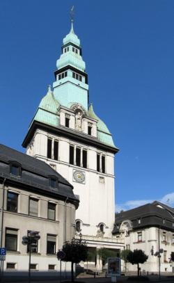 Völklingen, Pfarrkirche St. Eligius