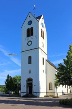 Nonnweiler-Otzenhausen, Katholische Pfarrkirche St. Valentin