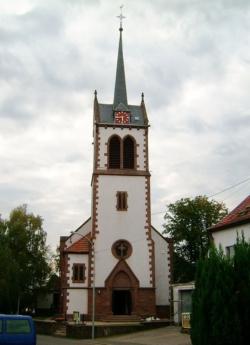 Heusweiler-Wahlschied,  Pfarrkirche