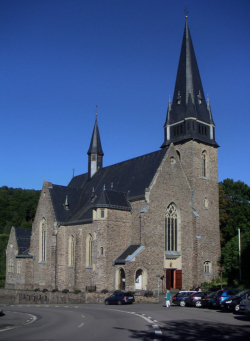Nonnweiler, Katholische Pfarrkirche St. Hubertus