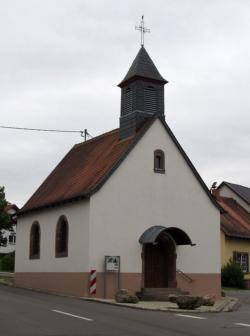 Mandelbachtal, Habkirchen   Annenkapelle