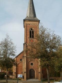 Sulzbach-Altenwald, Pfarrkirche