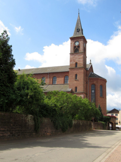 Bexbach, Bexbach-Mitte, Pfarrkirche St Martin
