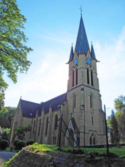 Sulzbach,  Pfarrkirche