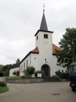 Mandelbachtal-Wittersheim  Filialkirche St. Remigius