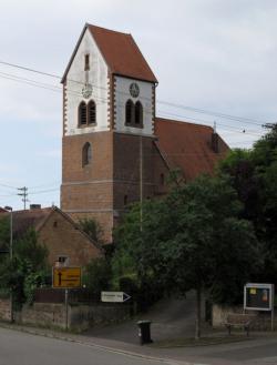 Bexbach-Niederbexbach, Jakobuskirche