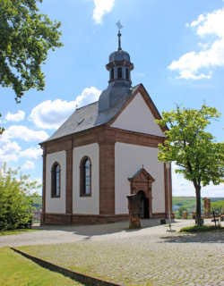 Blieskastel, Kapelle Heilig Kreuz (Wallfahrtsstätte)