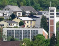 Blieskastel-Bierbach  Pfarrkirche Herz Jesu